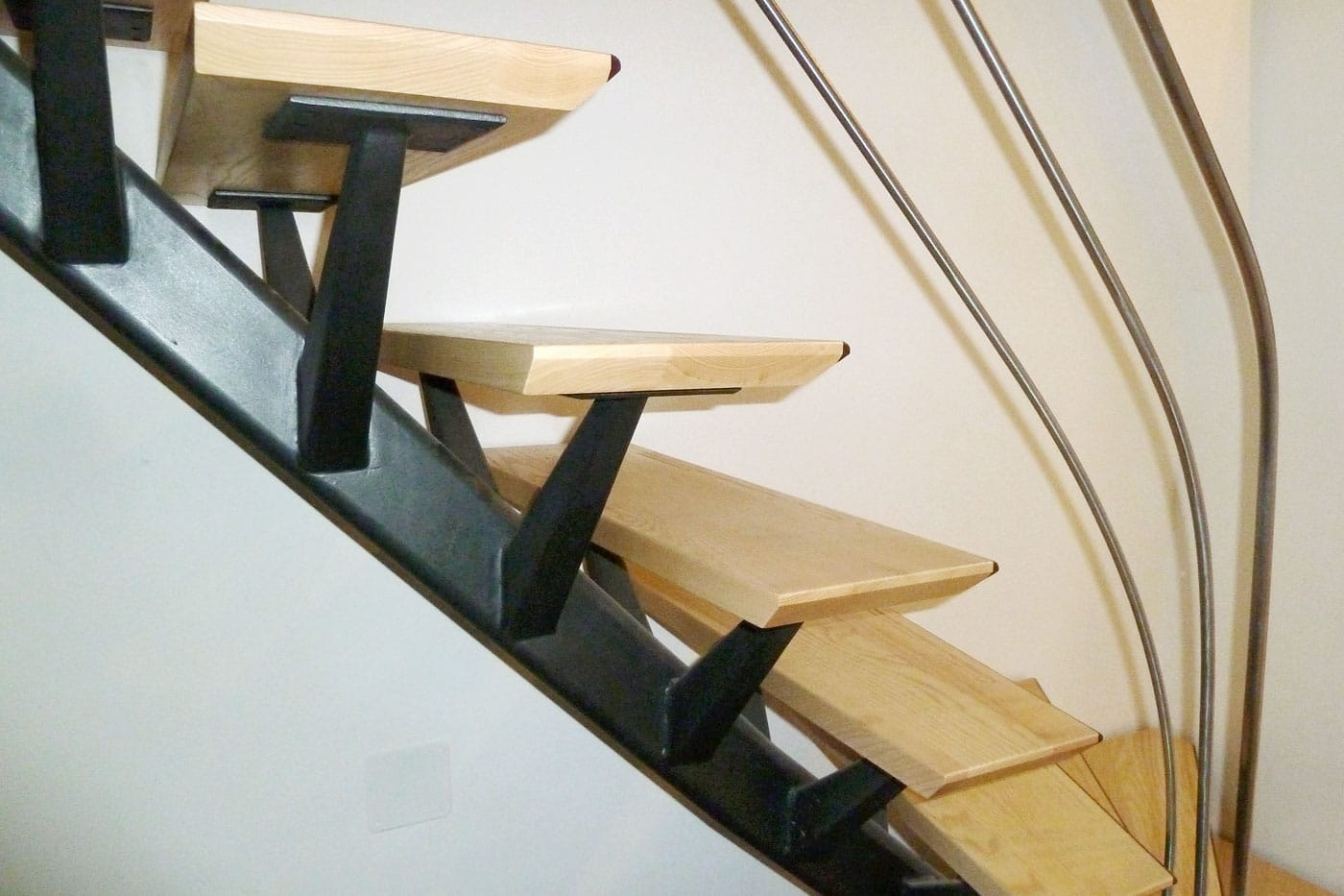 innengel nder edelstahl gel nder treppengel nder stiegen hermax. Black Bedroom Furniture Sets. Home Design Ideas