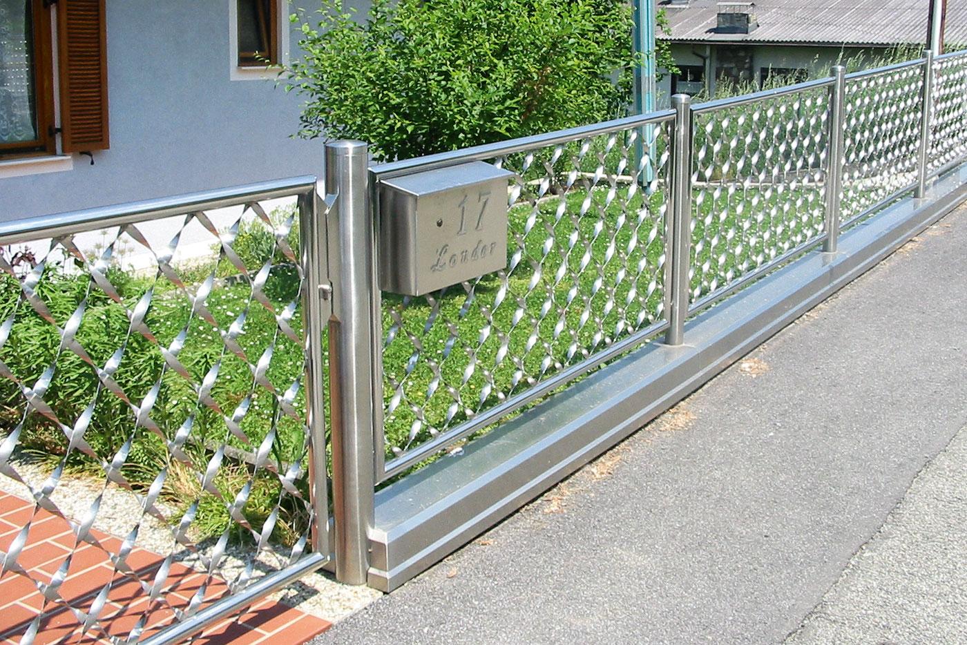 Tore und Zäune Gartentore und Gartenzäune Hermax
